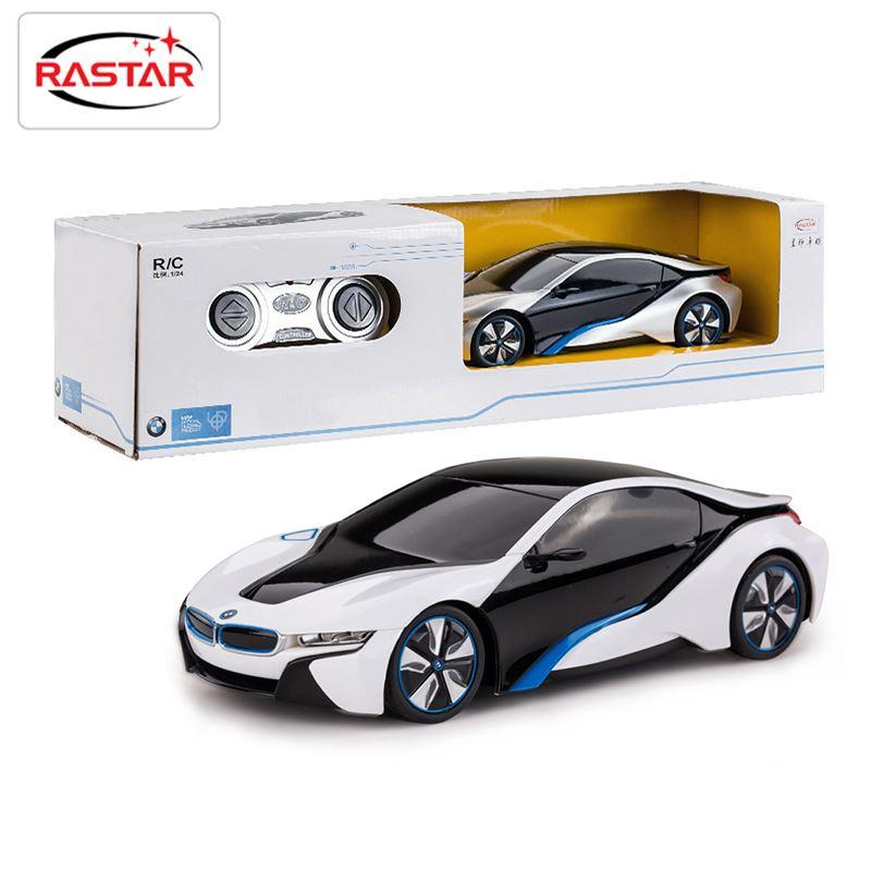 Licensed 1 24 Rastar Rc Mini Cars Electric Remote Control Toys 4ch