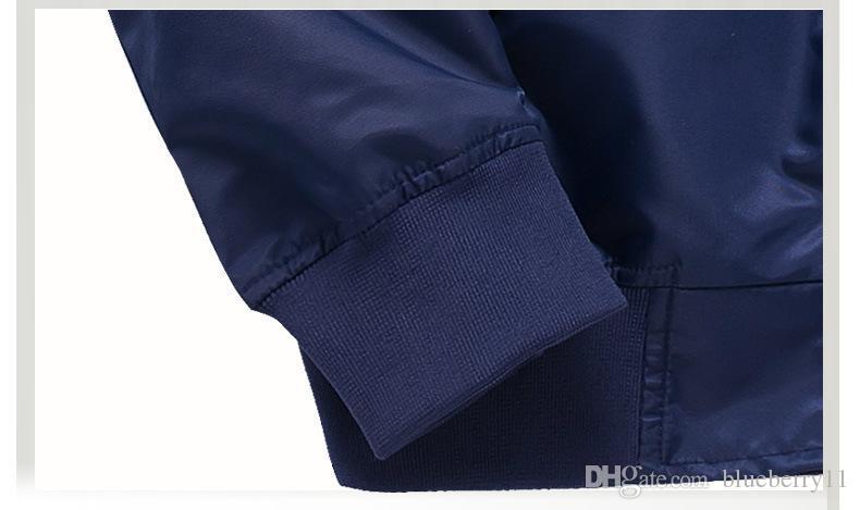 Wholesale-MA1 pilot jackets kanji black green flight japanese MERCH BOMBER MA-1 Coats Jackets Zipper male clothing outwears plus size 4XL
