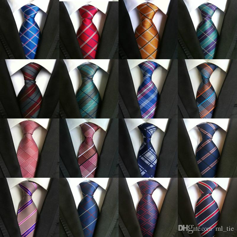 Pink And Blue Striped Hand Made Classic Mens Tie 100% Pure Silk Neck Tie Herren-accessoires