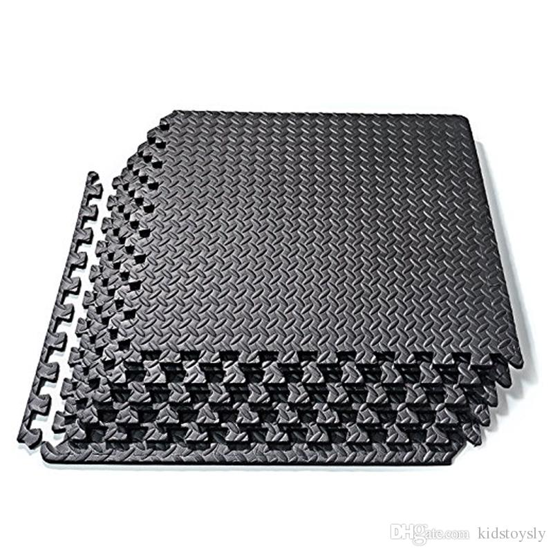Interlocking Eva Foam Tiles Puzzle Exercise Mat Protective Flooring