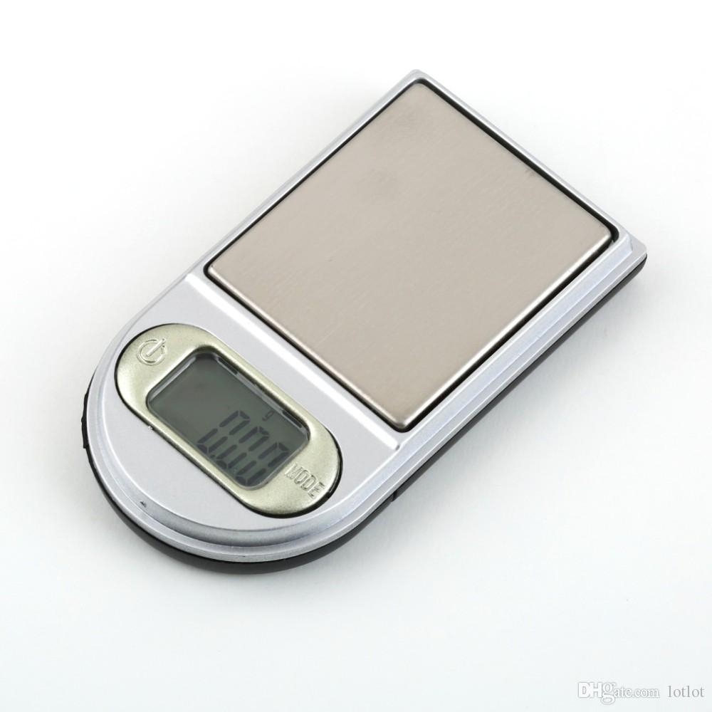 0.01 ~ 200g Mini Pocket Lighter Estilo LCD Digital Gram Pocket Jewelery Scale