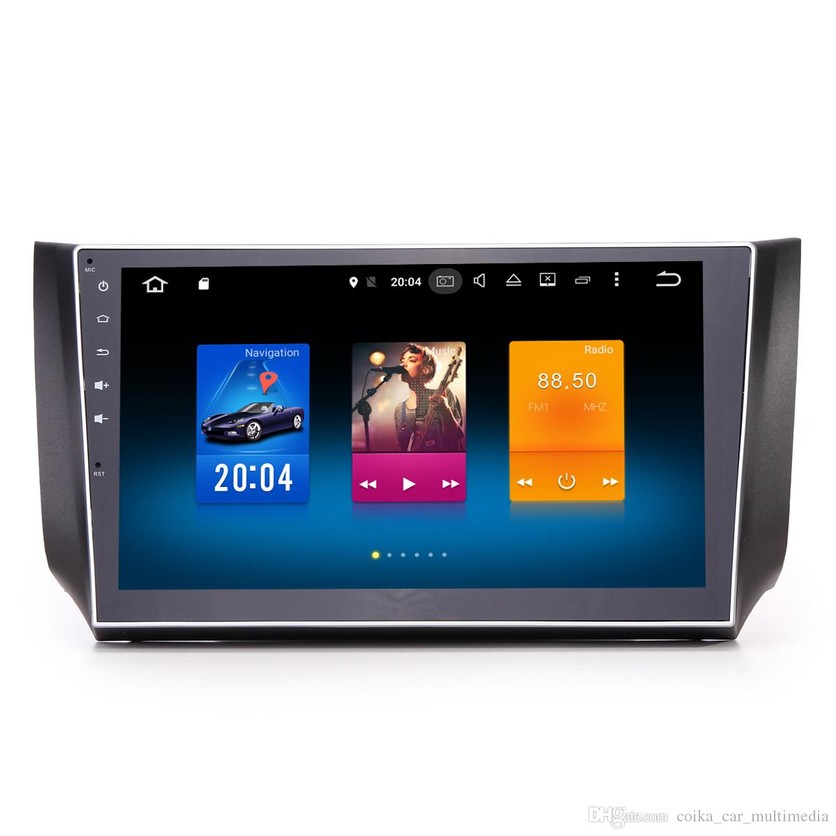 10 2 Android 6 0 Navigation For Nissan Sylphy Android Car DVD 2012 + BT GPS 3G