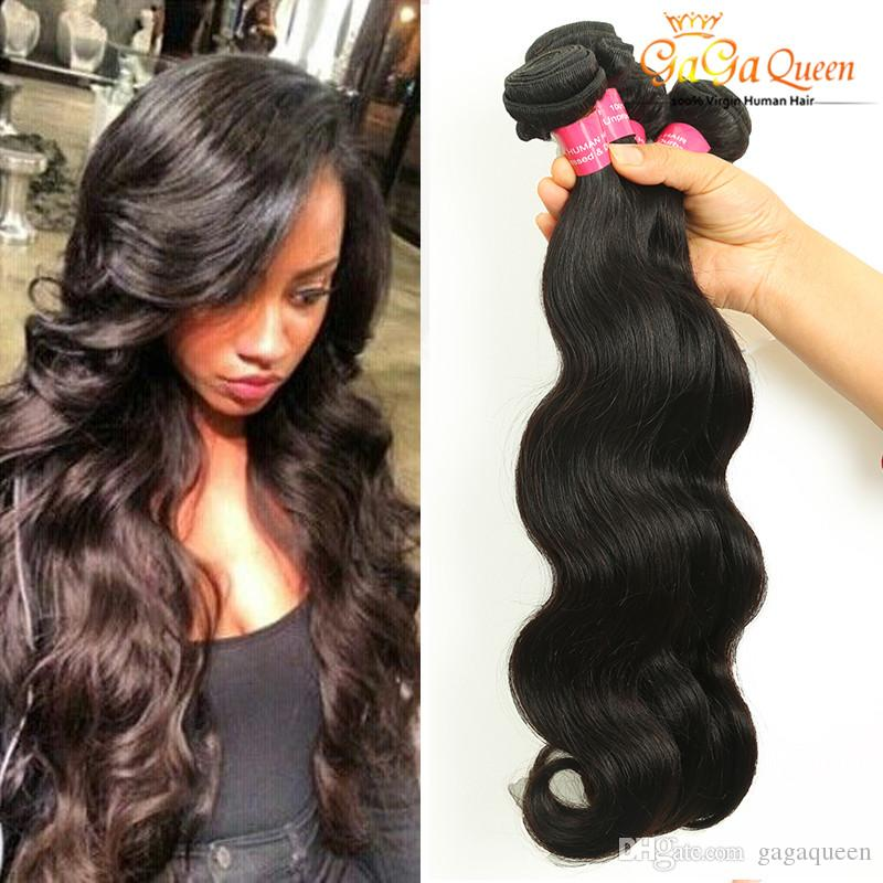 Rosa Hair Products Brazilian Body Wave Wet And Wavy Virgin Brazilian