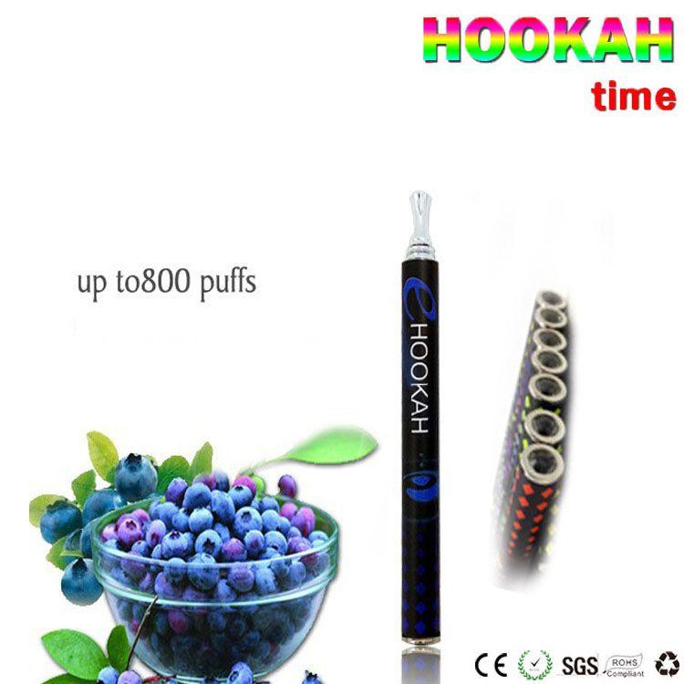 30 flavors shisha pen 800 puffs E Hookah pipe portable disposable e cigarette metal tip vaporizer pen cartridge tank vape mod
