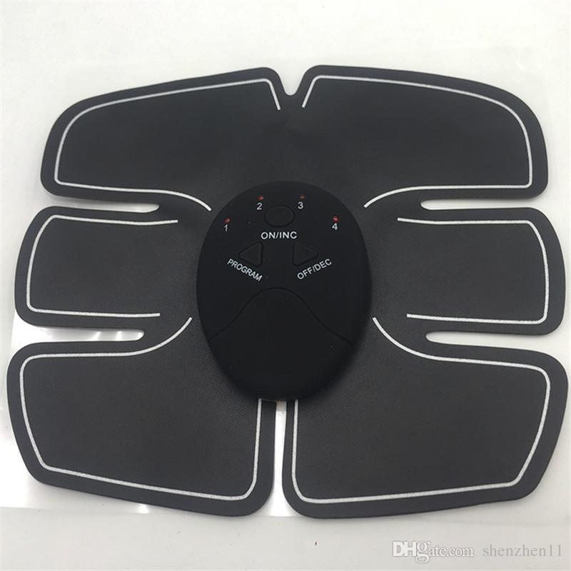Nouveau corps électrique stimulateur musculaire EMS amincissant beauté machine Muscle Exerciseur Electro Body Toning Massager OTH690