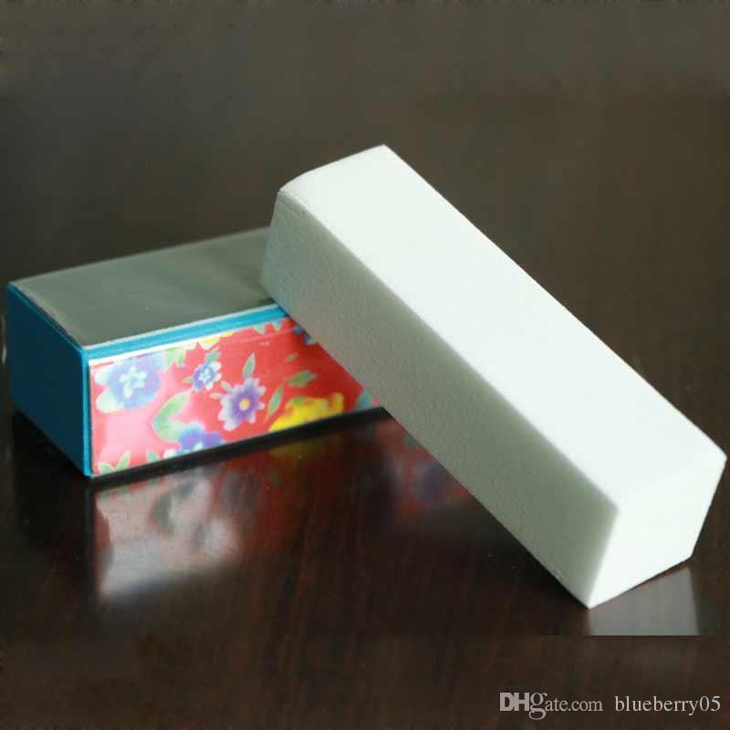 Commercio all'ingrosso 5 Pz / set Nail Art File Buffer Block Pedicure Lucidatura Lucidatura Lucidatura Pennelli unghie Strumenti trucco polacco Nail File Buffer