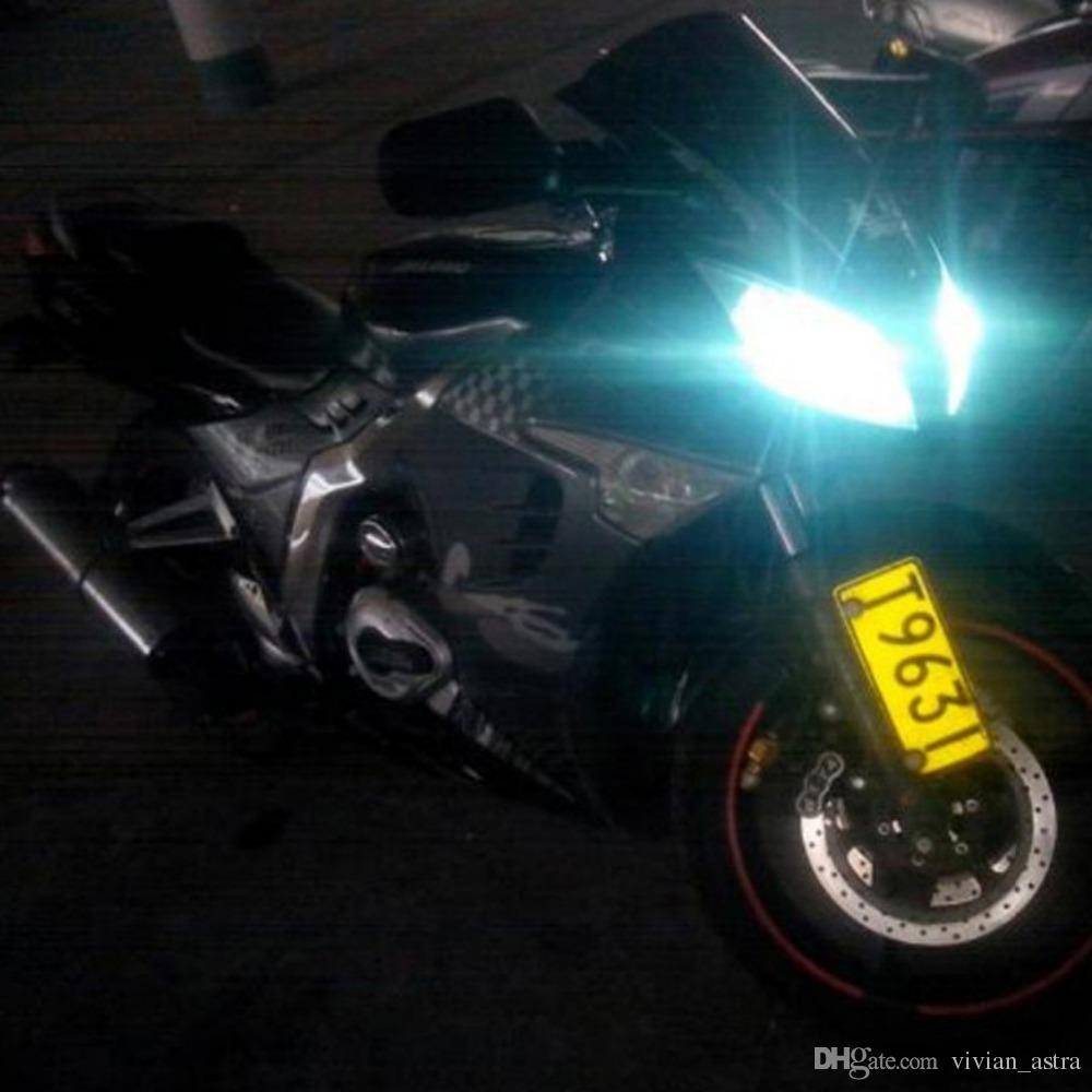 Motorrad versteckt Xenon Kit Scheinwerfer H4 H6 BA20D Hid Lights Hallo / Low Lampen Fahrrad Xenon Lampe Licht 12V 35W