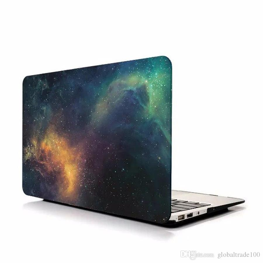 STAR Laptop Case for MacBook 11.6 Air 13.3 Pro with Retina 12 inch 15.4 Pro with Touch Bar A1706/A1708