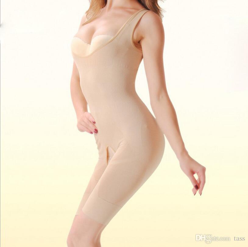 Women's body shaper High Quality Slim Corset Slimming Suits Bodysuit Shapewear Bamboo Charcoal Sculpting Underwear