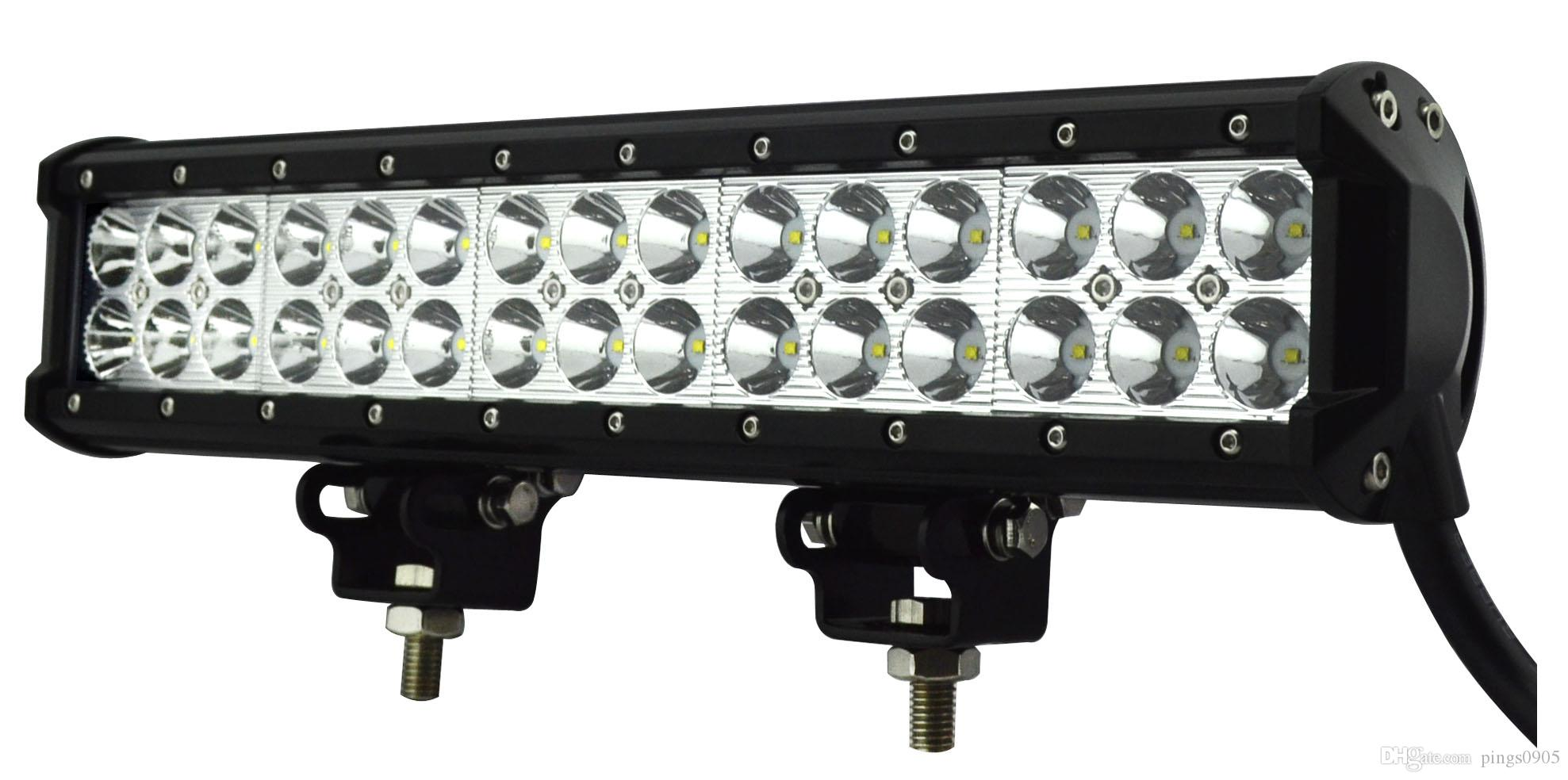 Factory Outlet 15 Inch 90w Dual Row Led Light Bar Led Lights For ...