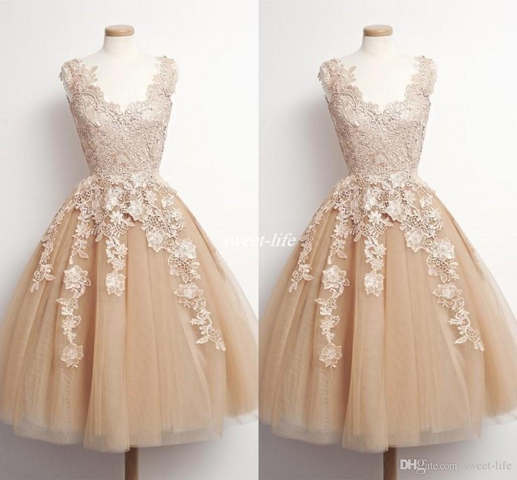 Short Tulle Dresses for Teens