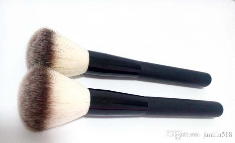 Allık Makyaj Fırça Pudra Kaş Göz Farı Dudak Fırçalar Yüz Bakımı Tek Allık Pudra Boya Allık Vakfı Fırça Güzellik Kozmetik