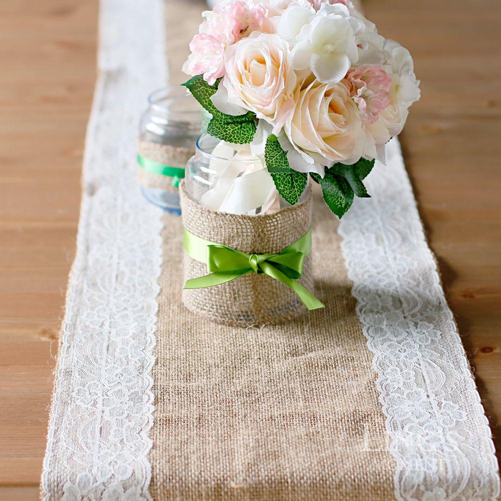 Новое прибытие свадьба скатерть 30*275 см конфетти белье стол флаг свадьба место украшения свадебные принадлежности кружева край