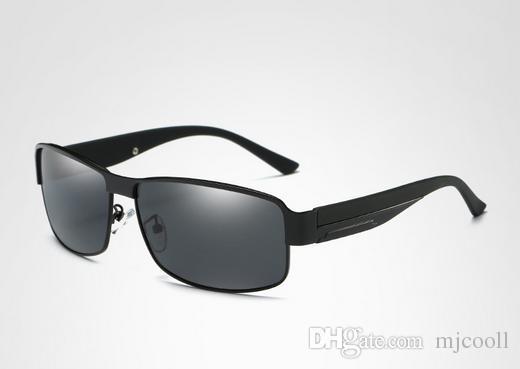 Men 's polarized sunglasses classic sunglasses driving mirror riding glasses E007