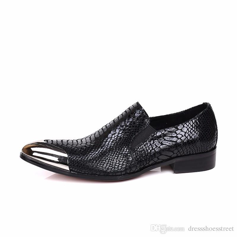 Scarpe da uomo a punta scarpe da uomo Scarpe da uomo in pelle da uomo Scarpe da sposa di colore Rosso fondo mocassino
