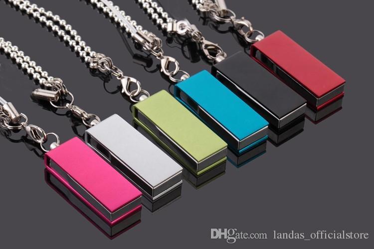 DHL mini metal Pen drive USB 2.0 u disk usb flash driver 8gb pendriver 16gb Mini tiny usb flash drive memory disk