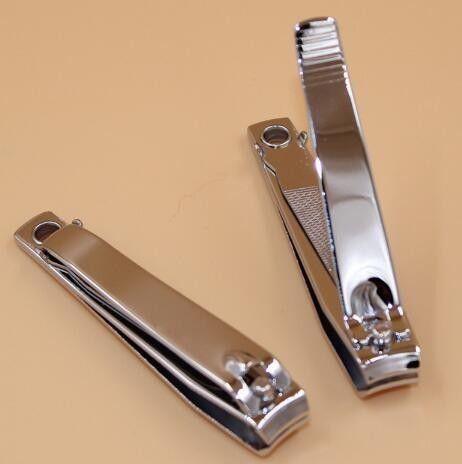 Edelstahl Zehennagelknipser Knipser Maniküre Beauty Tool Nagelschneider Pediküre Schere