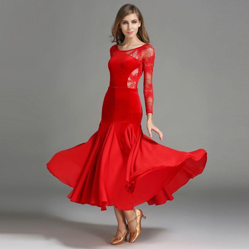 1e84efa56baf3 Dentelle Robe Argentin Sqrqda 2018 Robes Branchées Tango Soirée De –  VpMqSzGU