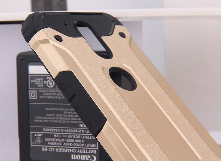 För Motorola Moto G5 G5 PLUS MOTO G6 G6 PLUS GALAXY J2 Prime J3 Prime 10 Färg Armor Hybrid Defender Case TPU + PC ShockoProof Cover Case