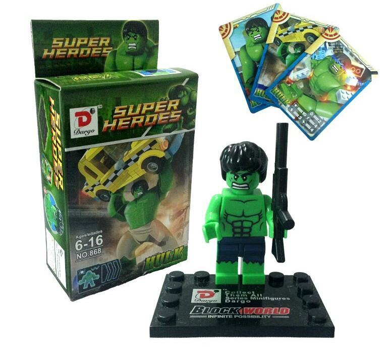 Ninja figures marvel super heroes minitoy go building blocks figures bricks toys action figure wholesale