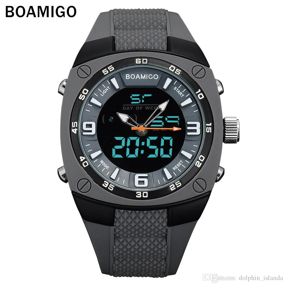 watches fashion brand luxury boamigo male top item amigo s quartz watch men wrist leather sport man