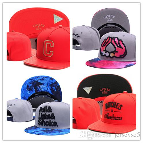 b8ec09028a8 New Arrival Design Cayler   Sons Hat Snapback Cheap Fashion Hats HOT ...