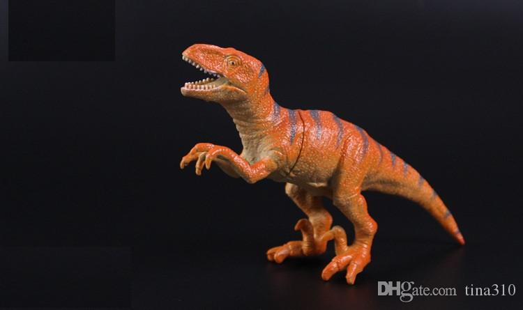 New style Random mixing Jurassic simulation Dinosaur Model Sounding dinosaur toys Mini Children Kids Toys IA748