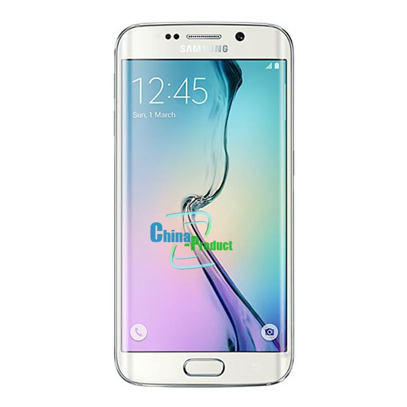 Unlocked Samsung Galaxy S6 Edge G925A/T/F Octa Core 3GB RAM 32GB ROM LTE WCDMA 16MP 5.1 inch Refurbished phone