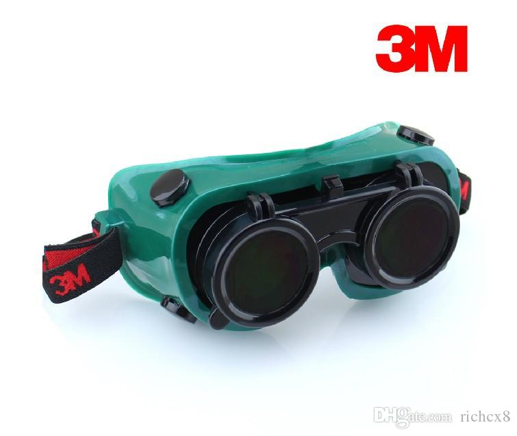 3M 10197 Safety Potective Welding Goggles Glasses IR 5.0 Scratch-resistant Anti-UV coating Genuine Working eyes protective