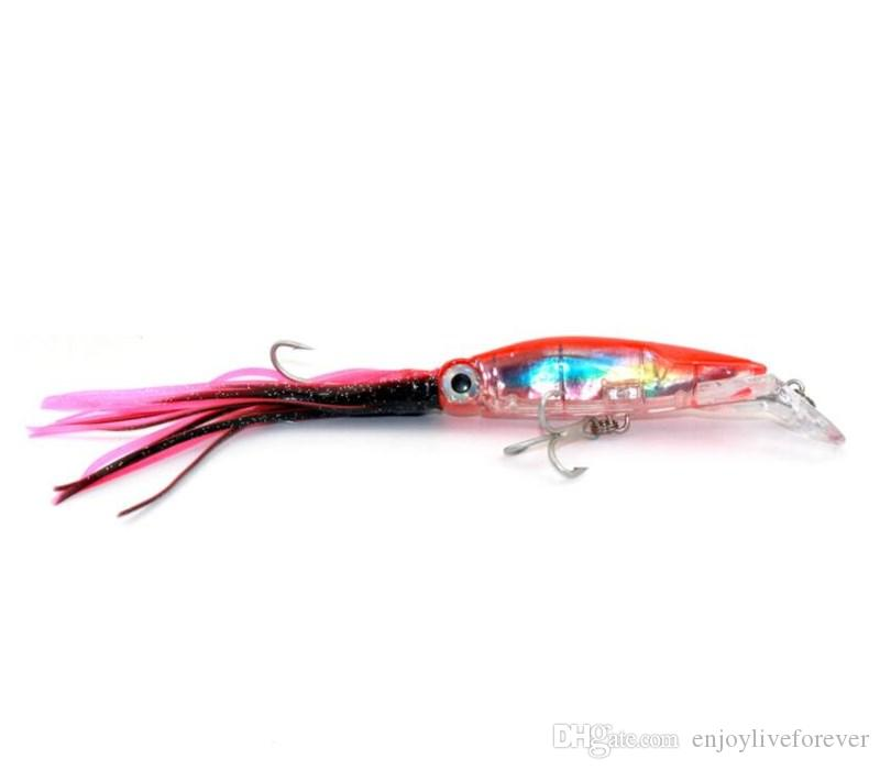 Shrimp Fishing Baits Lifelike Prawn Fishing Lure 8.5CM Best Soft Plastic Trout Baits for Saltwater