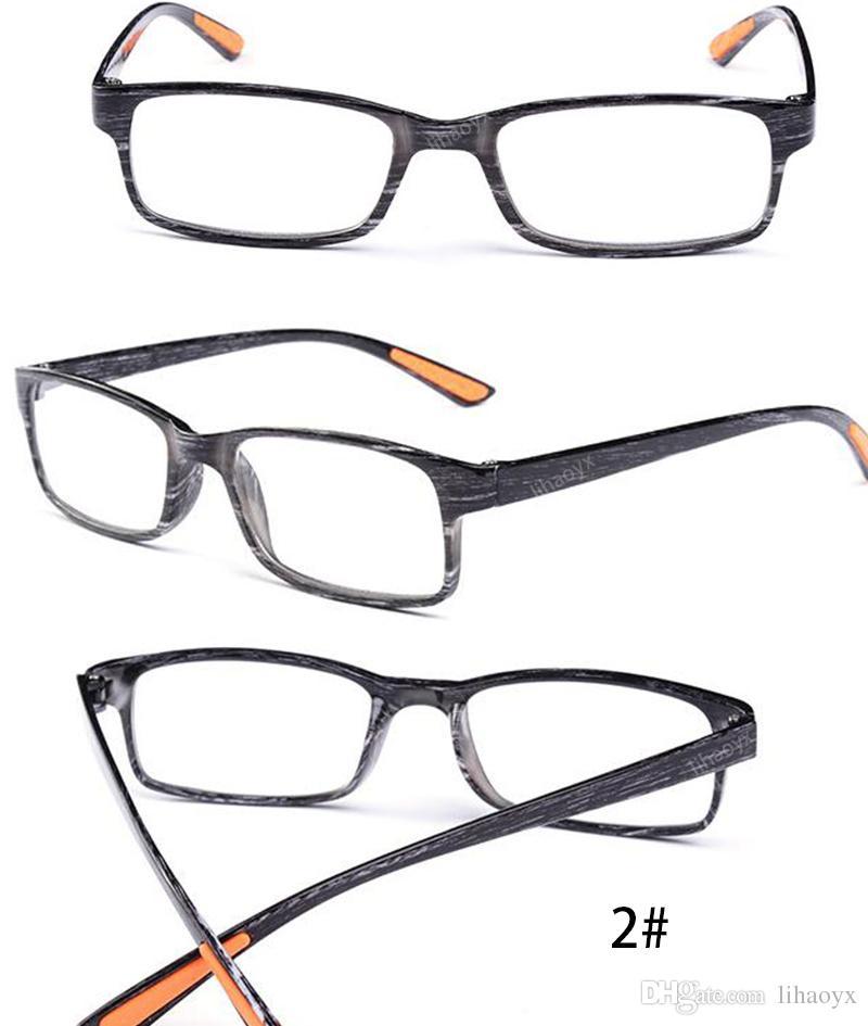 الجملة النساء والرجال رخيصة أزياء القراءة مصمم نظارات نظارات التكبير +1.0 +1.5 +2.0 +2.5 +3 +3.5 +4.0 D031