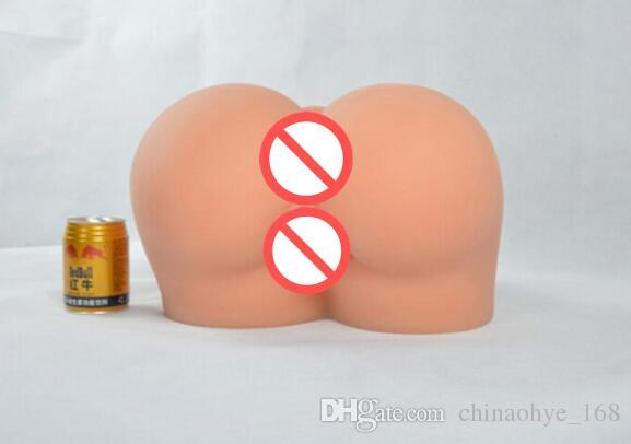 Real Silicone Sex Doll For Men anal Sex Products artificial Vagina And Anal Big Ass Very Soft Comfortable Male Masturbation Sex Toys