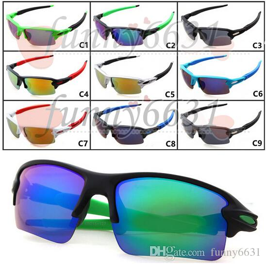 summer brand new women driving galss goggles cycling sports eyeglasses Dazzle colour lens man outdoors coating sun glass