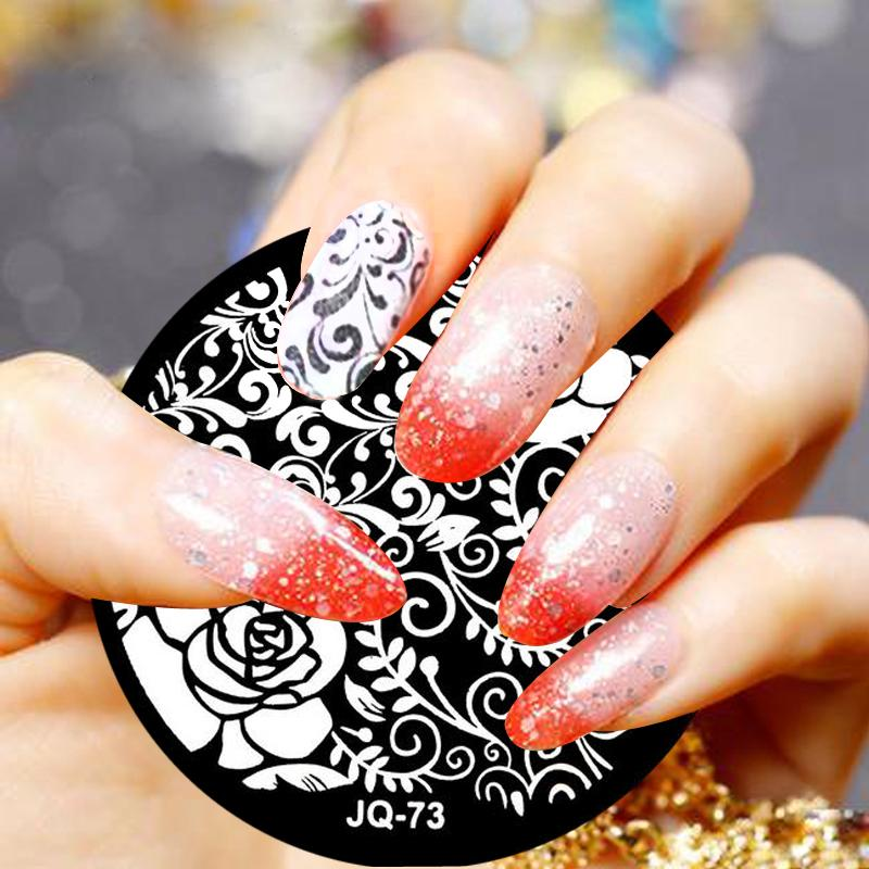 Wholesale New Jq Designs Nail Art Image Stamp Stamping Plates ...