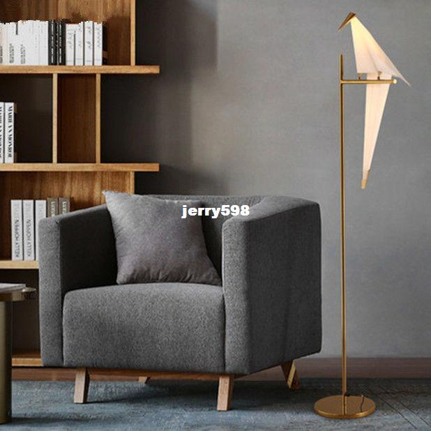 Led Creative Personality Living Room Floor Lamp Bedroom Origami Light Foyer Pendant Lighting Screw In Lights From Jerry598