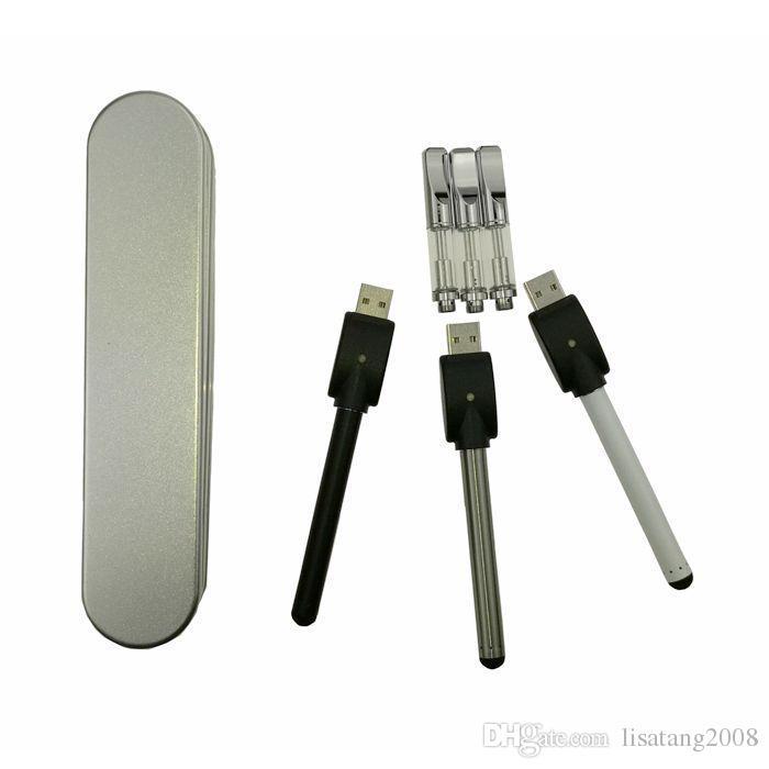 Glaspatrone o.pen BUD Touch Stift Starter Kit Vaporizer Stift Patronen Vape Öl Verdampfer Wachs Vape mod CE3 Zerstäuber e Cig Kits