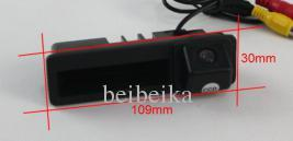 For Audi A8 A8L S8 car Rear View Camera / Back Up Parking Camera HD CCD Night Vision