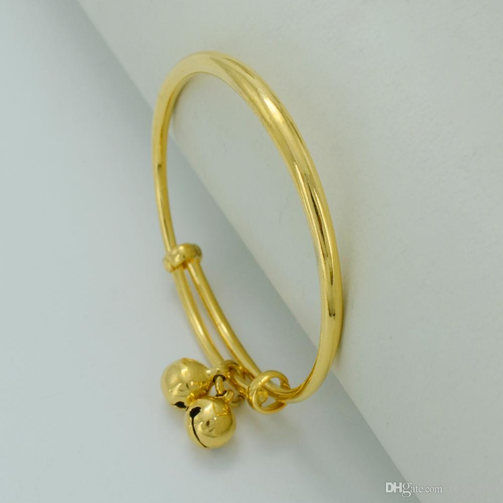 gold products bracelet revolving with squares included