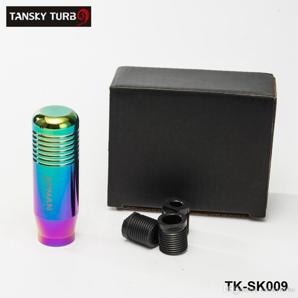 TANSKY -NEW Universel En Aluminium Boîte De Vitesse Manuel Clignotant Levier de Vitesse Pour VW Audi Toyota TK-SK009