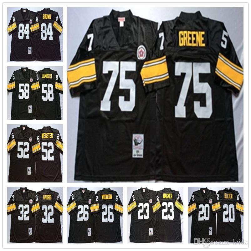 wholesale dealer 0a4ee 17550 43 troy polamalu jersey