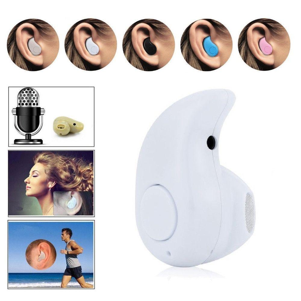 Sport, der S530 Ministealth drahtloses Bluetooth 4.0 Kopfhörer-Stereokopfhörermusik Kleinkasten für iphone7 7plus laufen lässt
