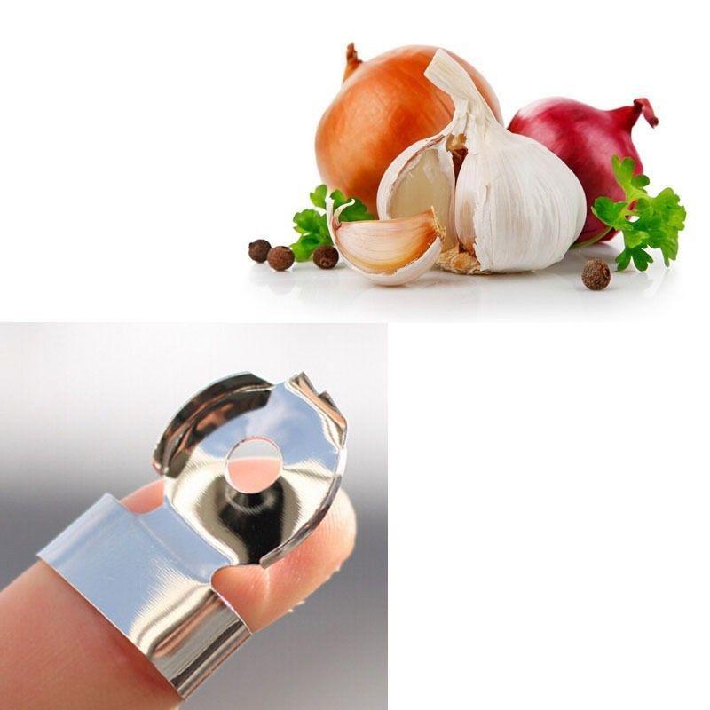 Inteligente Mini sábio de aço inoxidável portátil Alho Peeler plástico Garlic Ginger Peel Castanha Zester Cozinhar Cozinha Ferramenta Acessórios