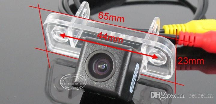 For Mercedes Benz E Class car Rear View Camera / Back Up Parking Camera HD CCD Night Vision 1012