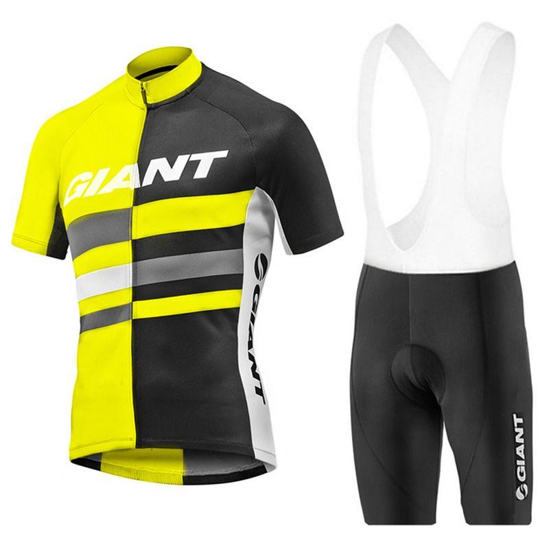 Catazer 2017 Men s Giant Team Bike Bicycle Short Sleeve Cycling ... 8eb7eb647