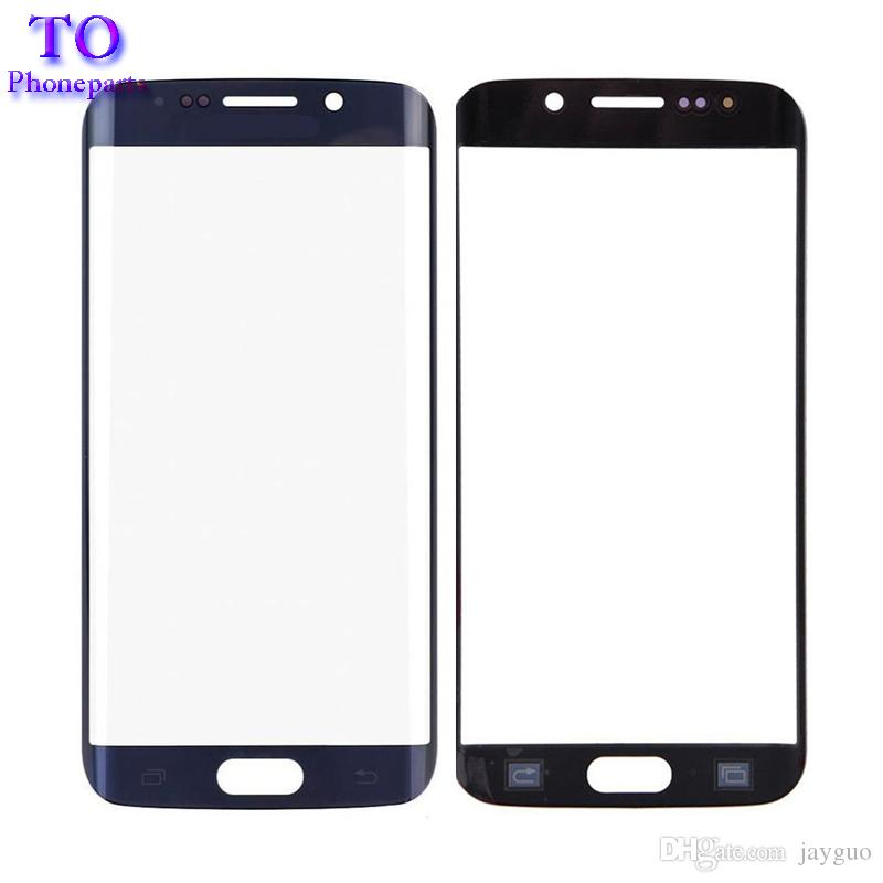 OEM Front Outer Glass Lens Replacement For Samsung Galaxy S6 Edge Plus S6 Edge+ G928 G928F