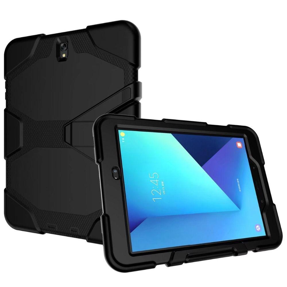 484a22b3cff9 Купить Оптом Броня Kickstand Чехол Для Samsung Galaxy Таб Е 8.0 Чехол  Высокое Качество Силиконовый Чехол Для Samsung Galaxy Вкладка Электронной  T377 T377V ...