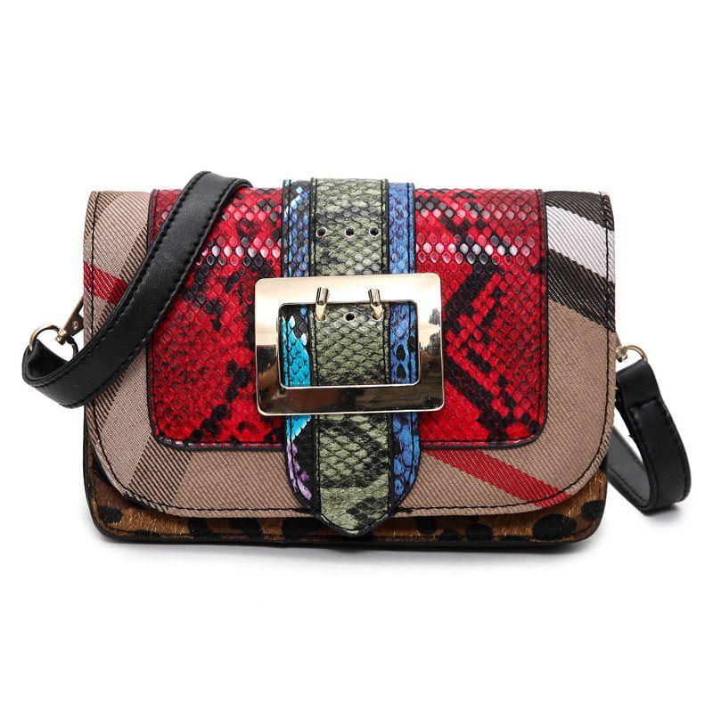 7e761e2ed76b Wholesale Serpentine Crossbody Bag Fashion Designer Handbag Colorful Evening  Clutch Bag Women Small Shoulder Messenger Bags Sling Bolsas Duffle Bags ...