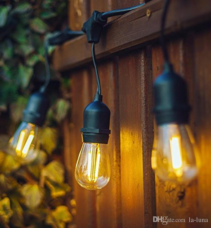 Decorative white bulb outdoor string of lights for patio hot sale decorative white bulb outdoor string of lights for patio hot sale china original made commercial grade christmas string lights led string from la luna workwithnaturefo