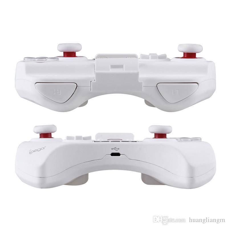 Bluetooth ipega pg-9025 controlador de jogo sem fio gamepad joystick game handle para iphone ipad samsung htc moto android tablet pcs