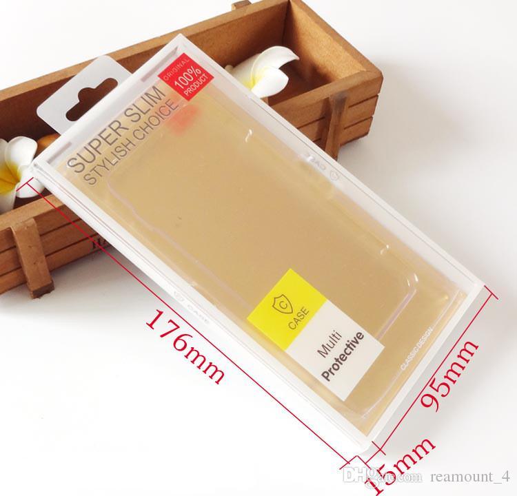 Оптовая упаковка Коробка Подарочная упаковка для iPhone 7 Plus Чехол для мобильного телефона Multi Защитный чехол для LG G6 Slim Phone Cover Shell Чехол